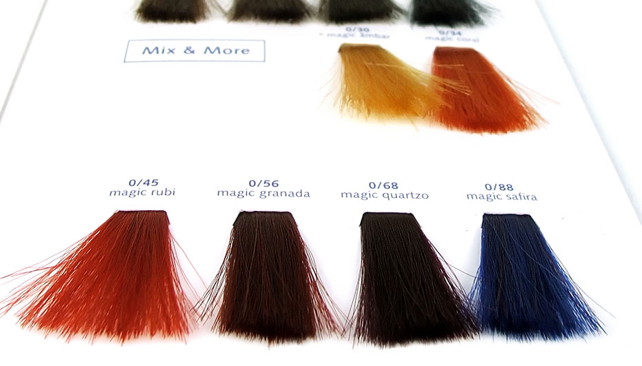 Hair Colours - are they natural?