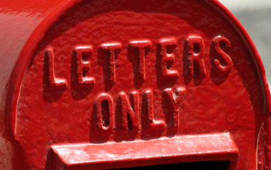 Start feeding your inbox and emptying your letterbox!