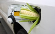 Using Corn as Fuel