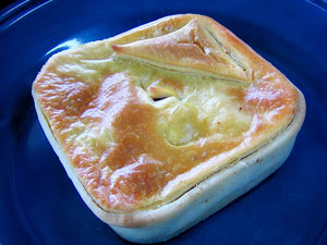 Make your own Aussie meat pies