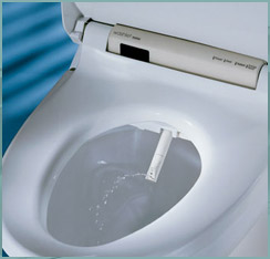 The Paperless Toilet Wipes Out The Competition My Green