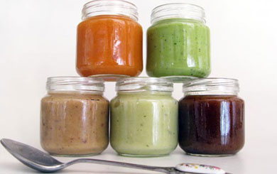 Homemade Healthy Baby Food