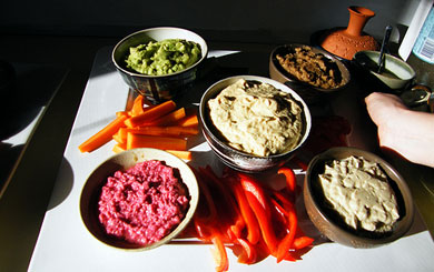 Best homemade dips