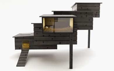 Hen Architecture