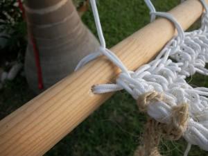 Attach cords