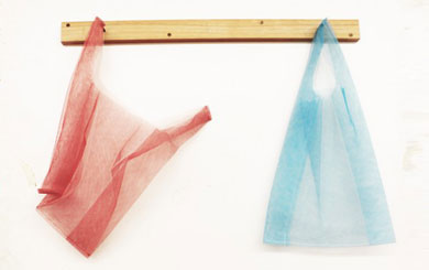 Tulle Carry Bags