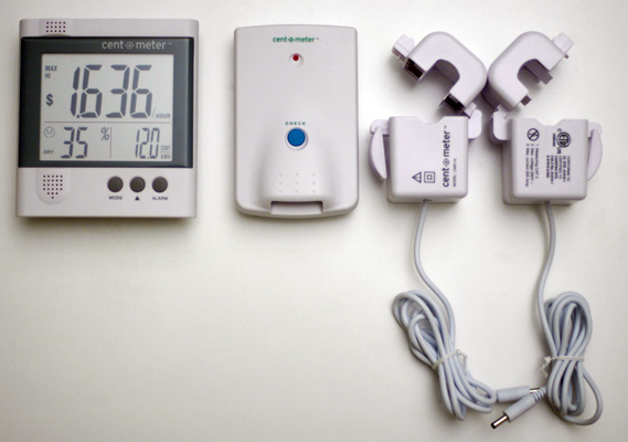 Monitor your electricity use to find REAL savings!