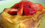 Meat Free Mid Week Recipe – Great French Toast