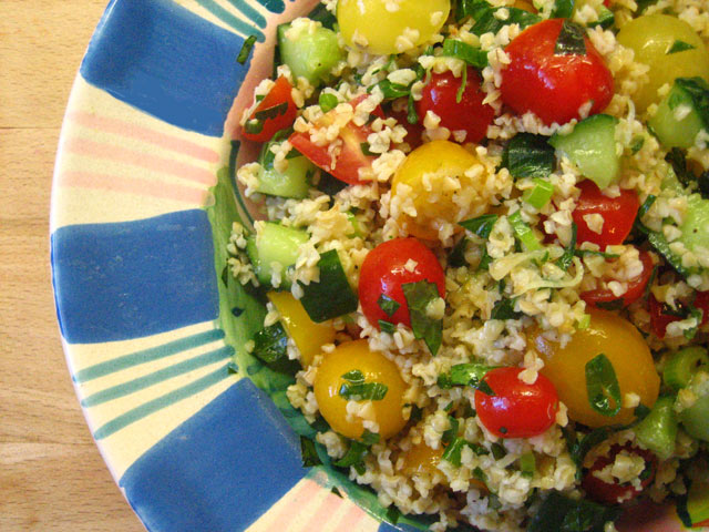 Tabbouleh: the wonder dish of Lebanon