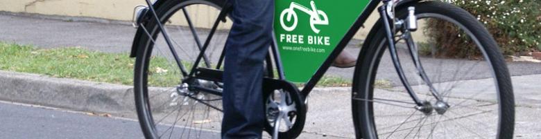 One Free Bike anyone?