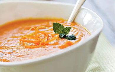 Meat Free Mid Week Soup Roundup!