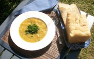 Amazing Fish Chowder and it is low-fat!