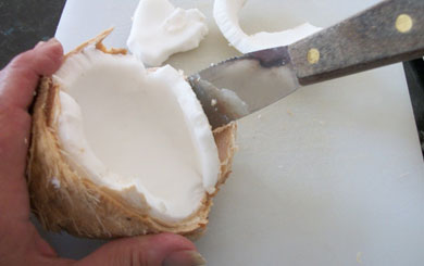 The Simply Amazing Coconut