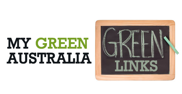 Aussie Green Websites you should be reading!