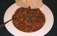 Meat Free Mid Week Recipe – Fragrant Lentils and Rice