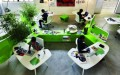 Awesome-Green-Office-Work-desk