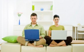 "How to run a ""green"" office when you work from home"