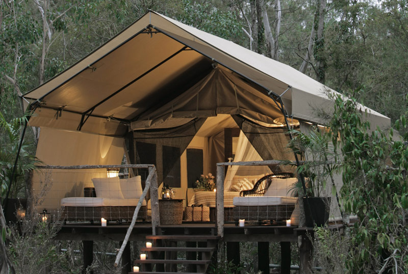 Paperback Camp – Eco Camping in NSW