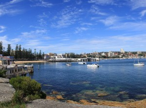 Manly Harbour Image: Wiki Commons
