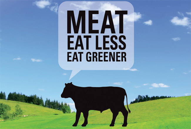 Environmental Working Group studied that Lamb is the worst meat for our Environment