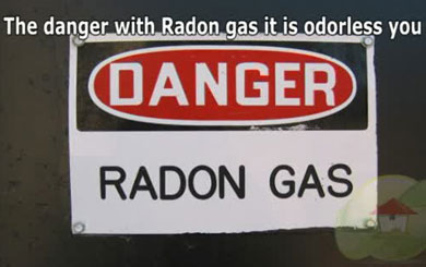 Radon: a 'natural' environmental hazard