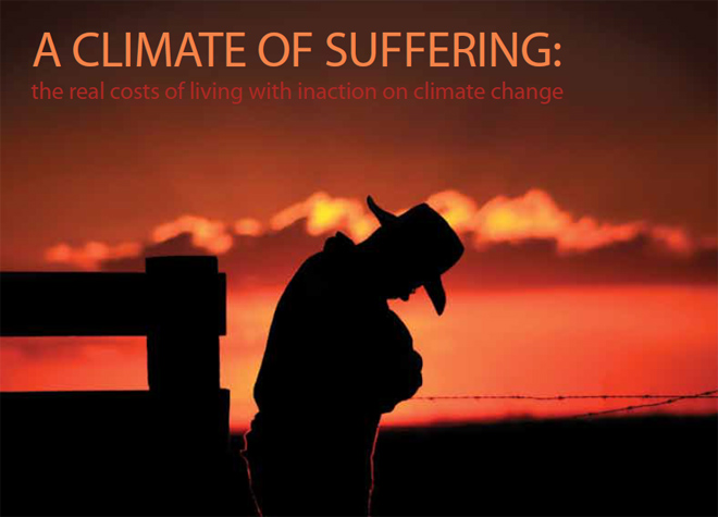 A Climate of Suffering: The Real Costs of Living with Inaction on Climate Change
