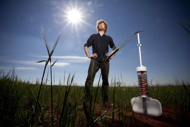 Aussie wins the James Dyson Award with AIRDROP