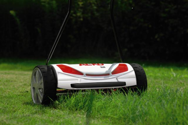 Get Real with Reel Mowers