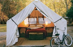 TIme to get GLAMPING!