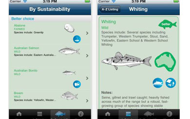 Australian Seafood App will help us make better choices