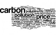 Carbon Tax Word Cloud
