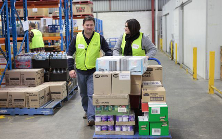 Guest Post by Gerry Andersen, CEO of Foodbank NSW for Anti-Poverty Week