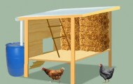 strawbale-chicken-hutch