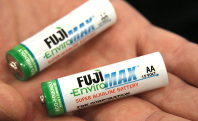 Product Review – Fuji EnviroMax Batteries