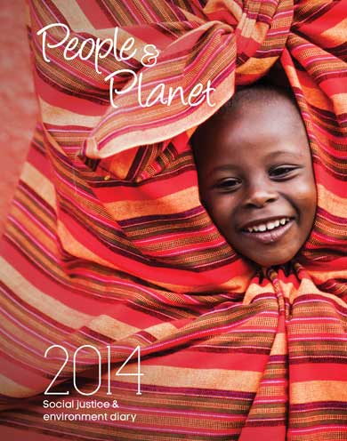 People & Planet: Eco diaries and calendars that support a good cause